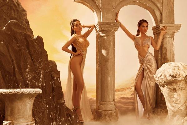 Mặc đầm dạ hội mà lộ da thịt nhiều hơn cả bikini, Vbiz chắc chỉ có Ngọc Trinh, Chi Pu - 7