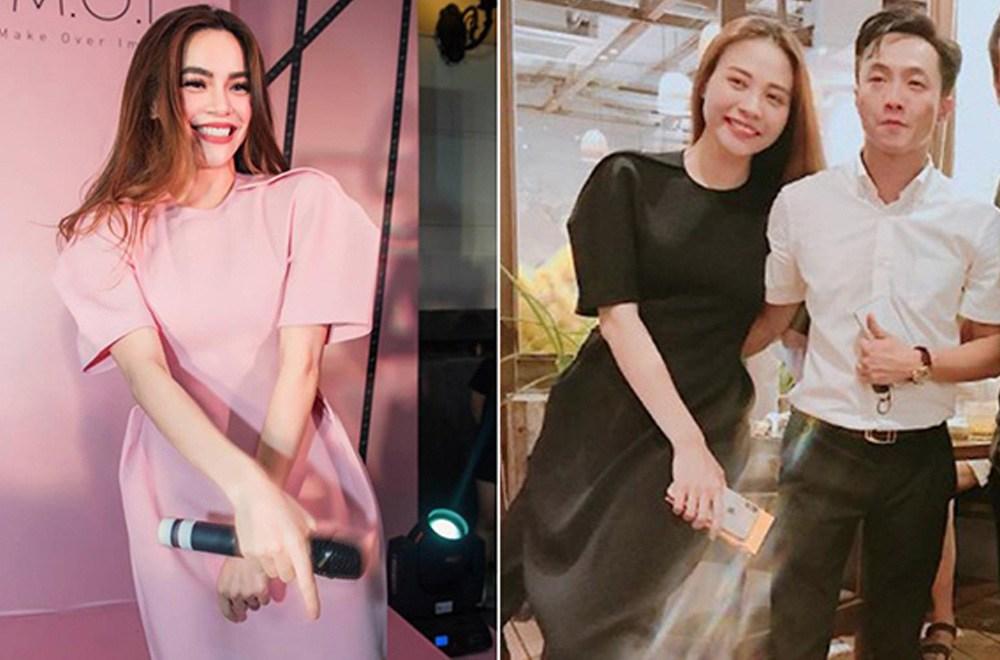 """Tái xuất sau sinh: Hà Hồ diện váy cô dâu, Đàm Thu Trang mặc đầm trắng """"chặt chém"""" không kém - 4"""