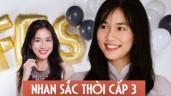 Nhan sắc thời cấp 3 xinh như mộng của 'Á hậu học giỏi' Phạm Ngọc Phương Anh