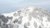 Chiêm ngưỡng ngọn núi nổi tiếng trong tiểu thuyết Kim Dung những ngày tuyết trắng
