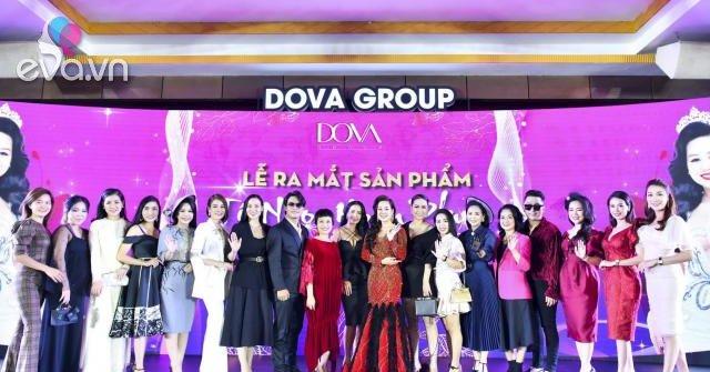 Nữ hoàng truyền cảm hứng Đỗ Vân Anh hội ngộ dàn sao Việt tại sự kiện Dovanight