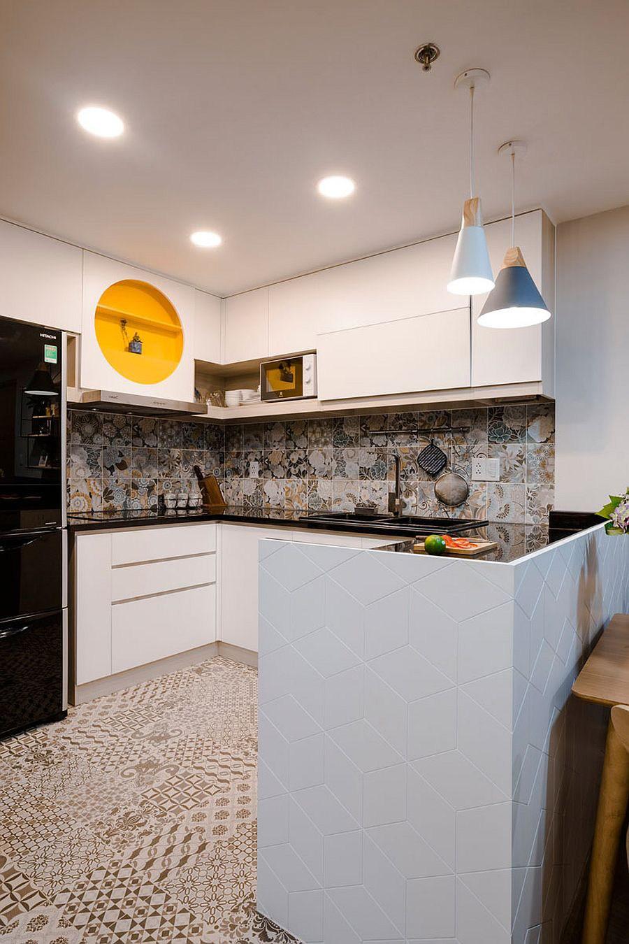 Chỉ với 3 mẹo không quá tốn tiền dưới đây, căn bếp nhỏ của bạn sẽ trở nên thoáng đãng - 2