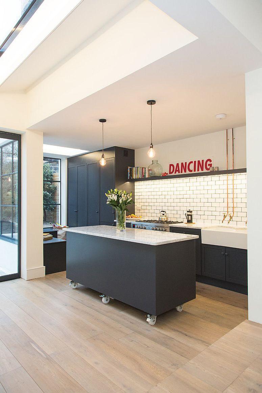 Chỉ với 3 mẹo không quá tốn tiền dưới đây, căn bếp nhỏ của bạn sẽ trở nên thoáng đãng - 3