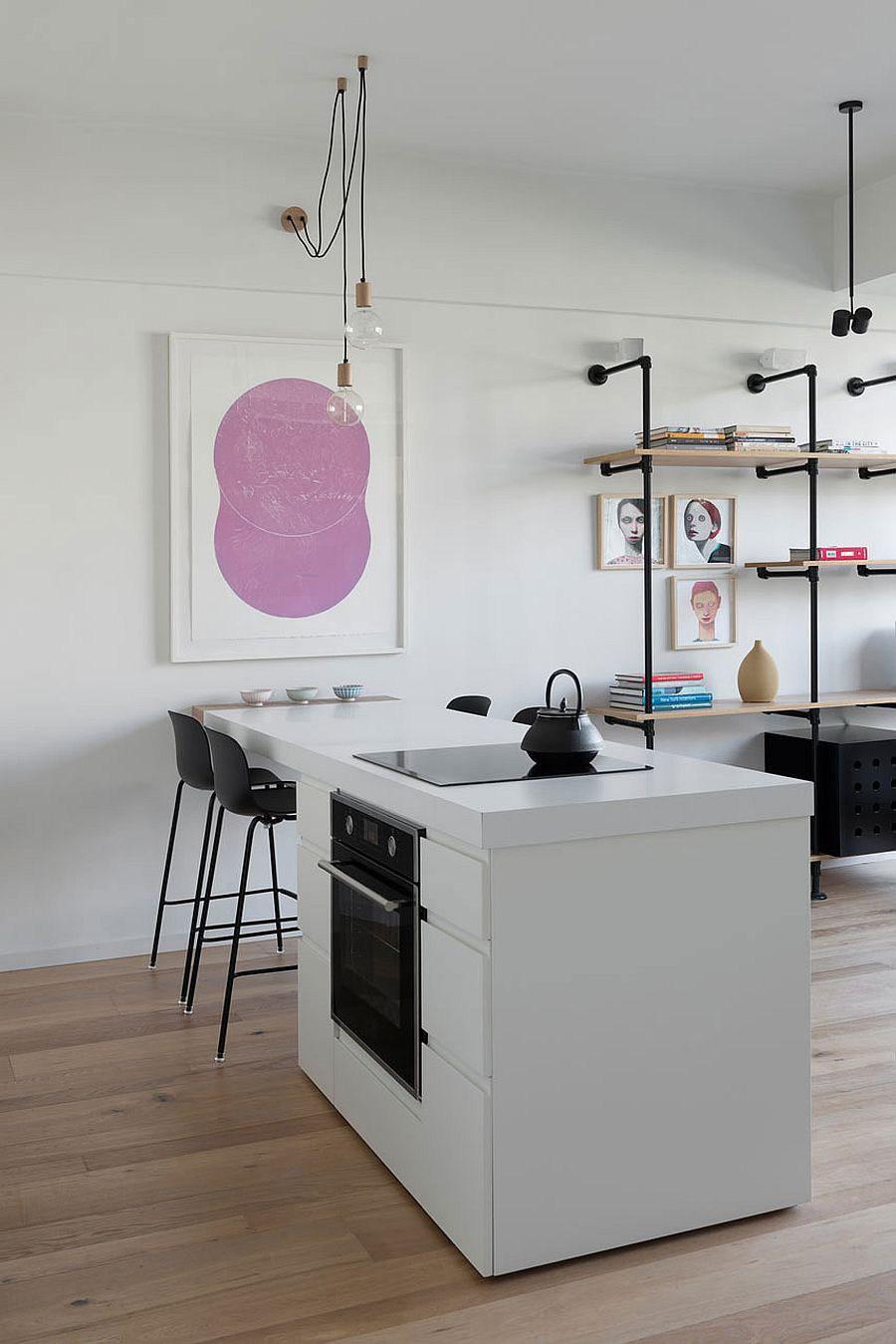 Chỉ với 3 mẹo không quá tốn tiền dưới đây, căn bếp nhỏ của bạn sẽ trở nên thoáng đãng - 4