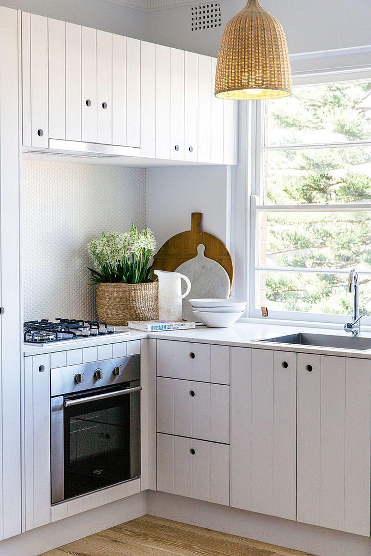 Chỉ với 3 mẹo không quá tốn tiền dưới đây, căn bếp nhỏ của bạn sẽ trở nên thoáng đãng - 5