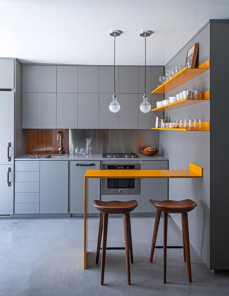 Chỉ với 3 mẹo không quá tốn tiền dưới đây, căn bếp nhỏ của bạn sẽ trở nên thoáng đãng - 6