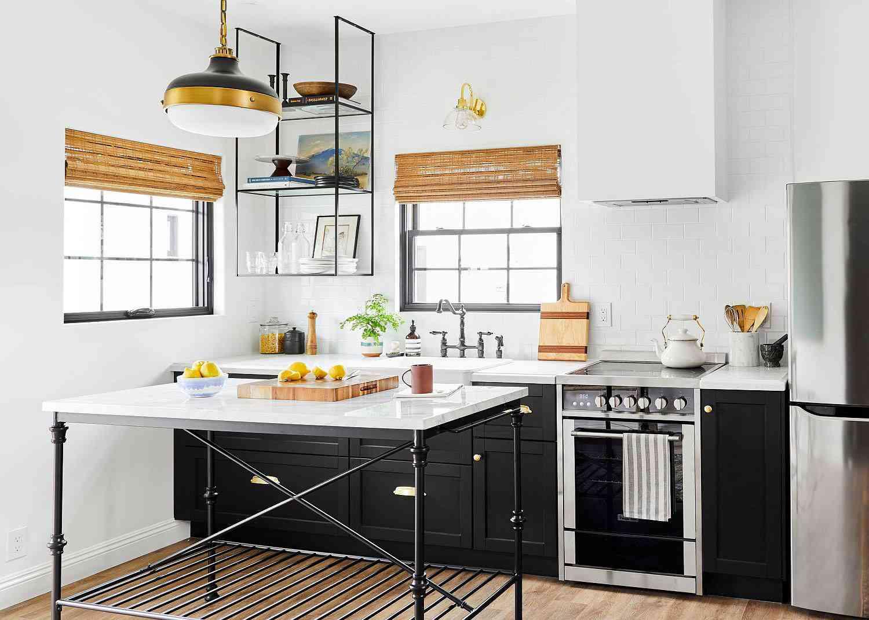 Chỉ với 3 mẹo không quá tốn tiền dưới đây, căn bếp nhỏ của bạn sẽ trở nên thoáng đãng - 8