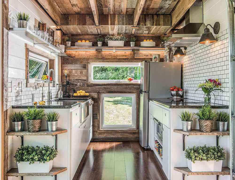Chỉ với 3 mẹo không quá tốn tiền dưới đây, căn bếp nhỏ của bạn sẽ trở nên thoáng đãng - 12