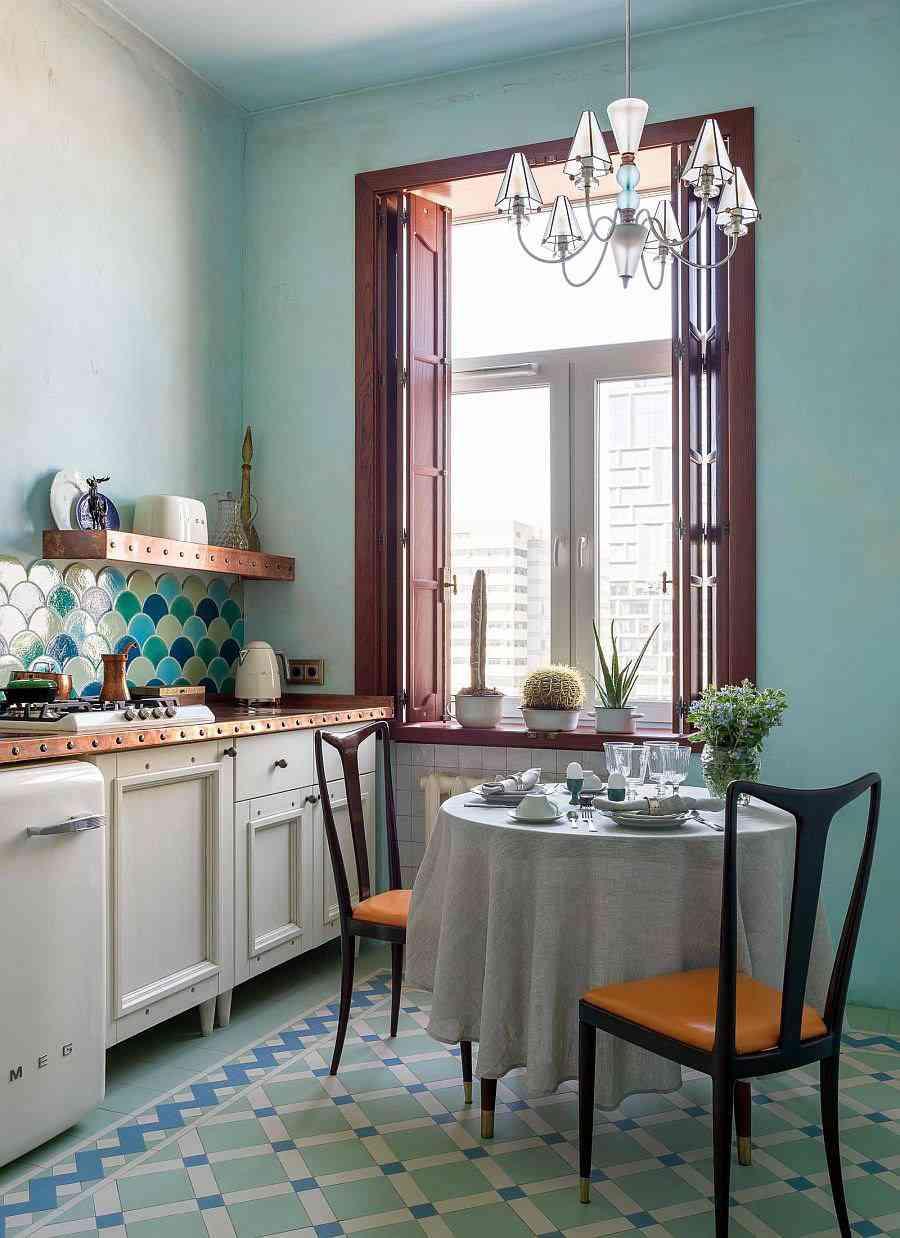 Chỉ với 3 mẹo không quá tốn tiền dưới đây, căn bếp nhỏ của bạn sẽ trở nên thoáng đãng - 10