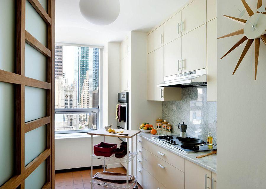 Chỉ với 3 mẹo không quá tốn tiền dưới đây, căn bếp nhỏ của bạn sẽ trở nên thoáng đãng - 13