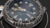 Clip: Phục chế đồng hồ lặn biển Nhật Bản