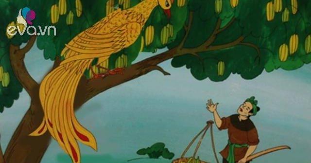 Truyện cổ tích Cây khế - Sự tích ăn khế trả vàng