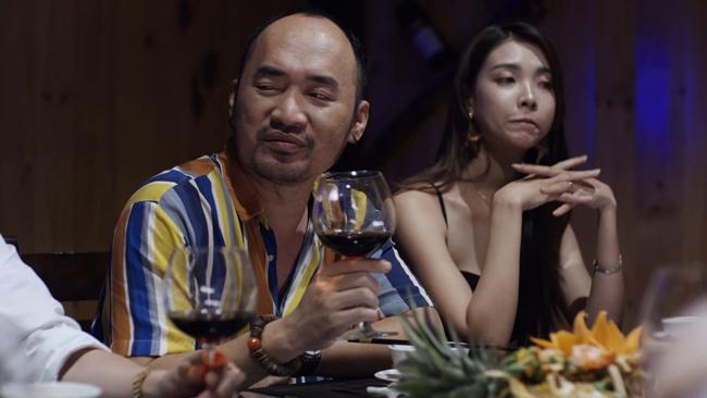 Chồng Thu Trang cùng Quang Minh đi nuôi amp;#34;sugar babyamp;#34; trong phim 18+ ngập cảnh nóng - 4