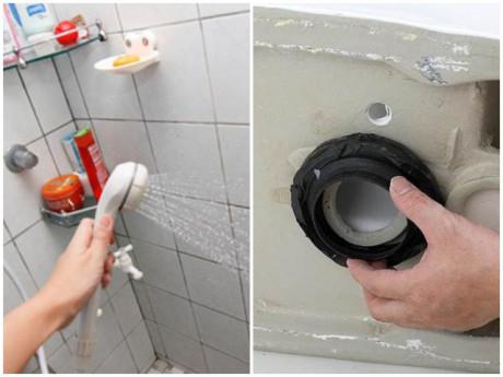 Phòng tắm không được trang bị thứ này càng ở càng nặng mùi, yêu cầu thợ lắp lại ngay