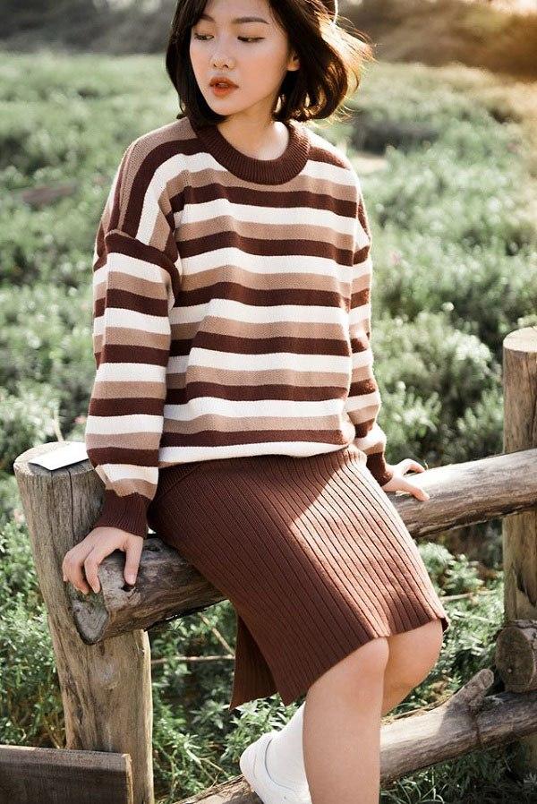 Hà Nội chuyển rét, nàng muốn mặc ấm và xinh cứ amp;#34;tăm tiaamp;#34; mấy kiểu trang phục này là chuẩn - 9