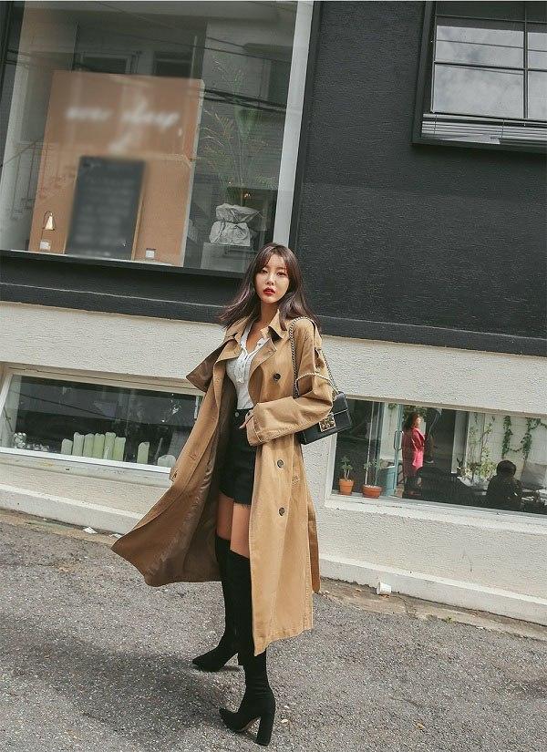 Hà Nội chuyển rét, nàng muốn mặc ấm và xinh cứ amp;#34;tăm tiaamp;#34; mấy kiểu trang phục này là chuẩn - 3