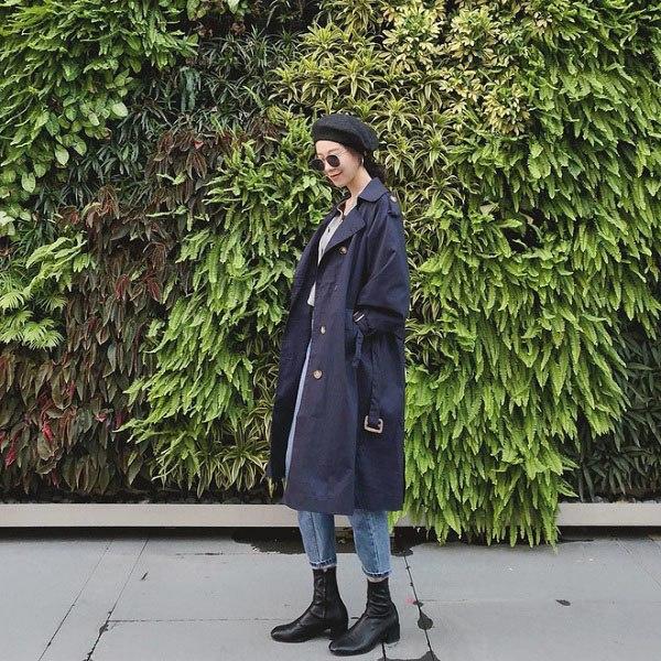 Hà Nội chuyển rét, nàng muốn mặc ấm và xinh cứ amp;#34;tăm tiaamp;#34; mấy kiểu trang phục này là chuẩn - 1