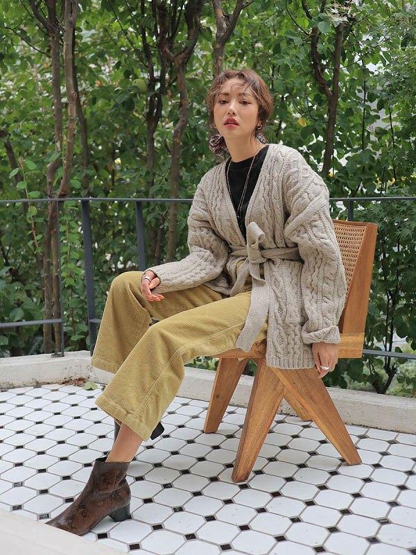 Hà Nội chuyển rét, nàng muốn mặc ấm và xinh cứ amp;#34;tăm tiaamp;#34; mấy kiểu trang phục này là chuẩn - 8