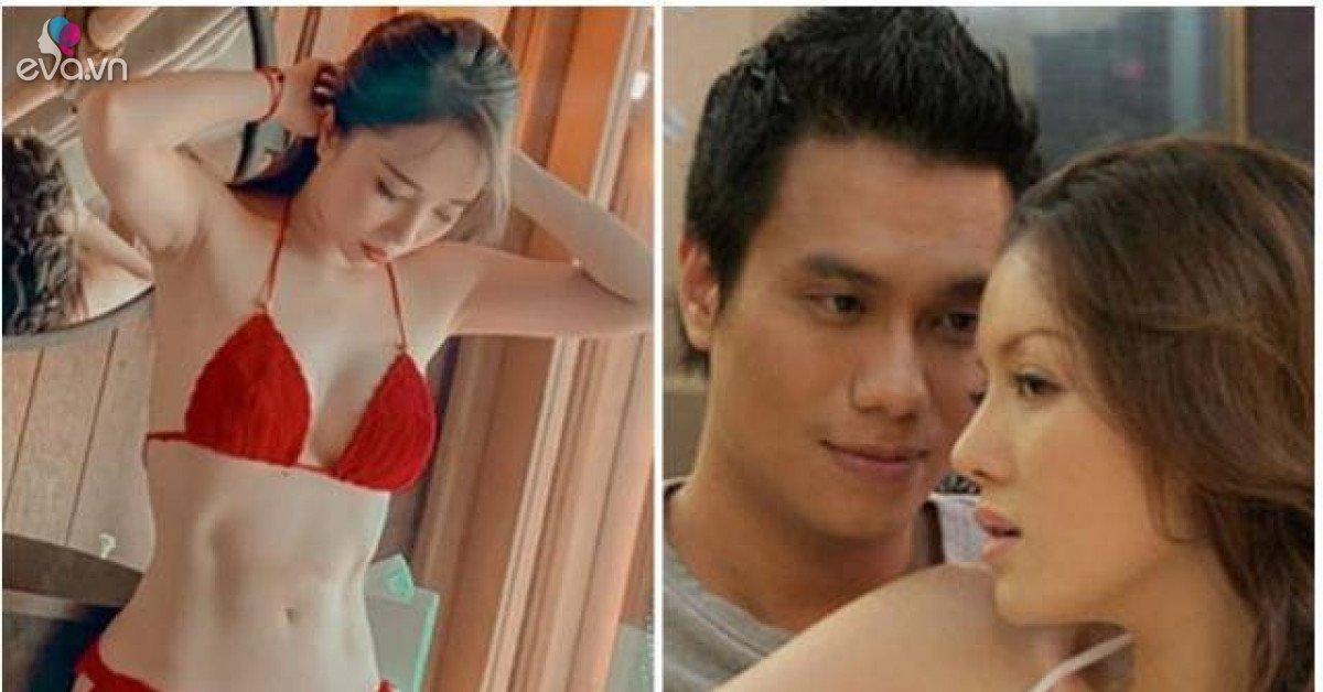 4 người tình màn ảnh gợi cảm nghẹt thở của thiếu gia nhà thứ trưởng Chạy Án