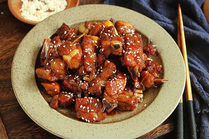 Làm sườn xào chua ngọt kiểu này nhớ nấu nhiều cơm, kẻo ăn xong lại phải thòm thèm vì thiếu - 6
