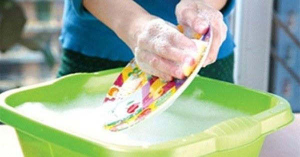 Muốn rửa bát nhanh, sạch mà không tốn sức cần chú ý 5 điều sau đây - 5