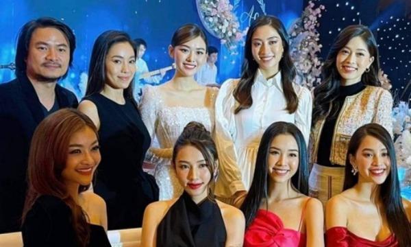 """Hoa hậu Tiểu Vy và á hậu Thuý An đi ăn cưới: mặc váy """"chặt chém"""" cô dâu Tường San - 7"""