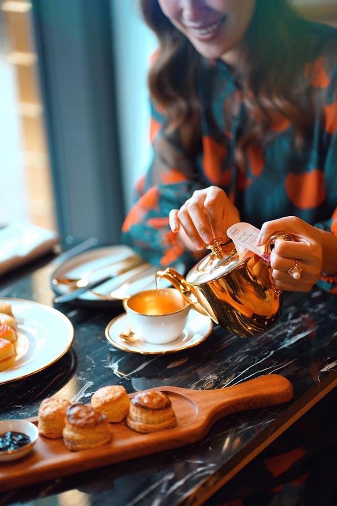 Những lợi ích của vàng trong tinh hoa ẩm thực - 6