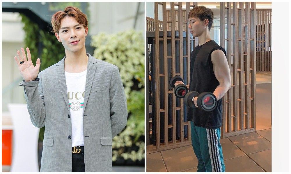 Hội nam thần Vbiz tập gym giảm cân có múi, riêng Kim Lý rèn body vì lí do cao cả - 5