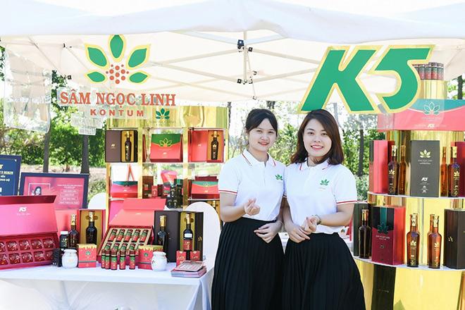 Sâm Ngọc Linh Kon Tum K5 công bố Đại sứ thương hiệu - 2