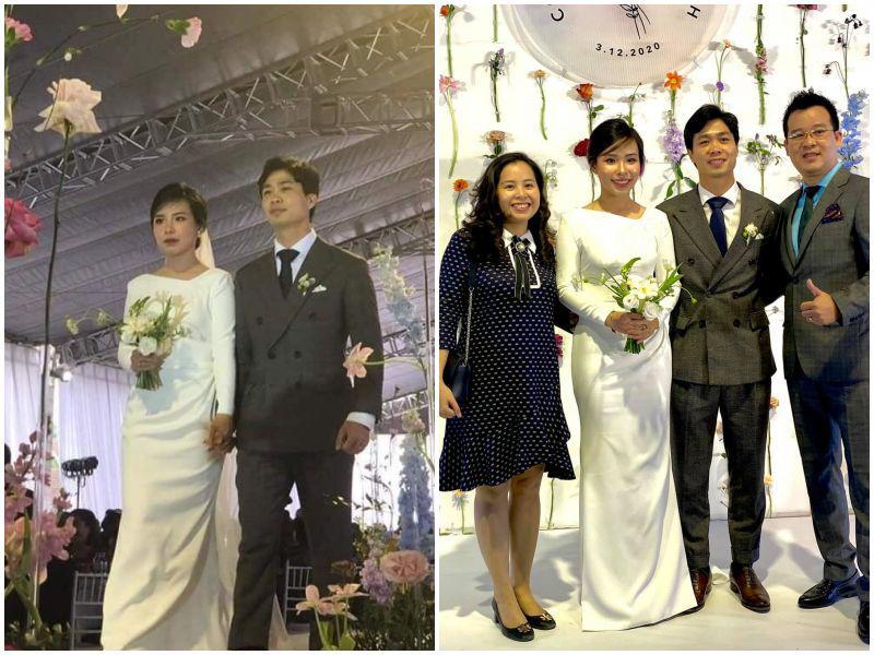"""Mặc lại váy cưới 2 triệu, Viên Minh """"lên đồ"""" chuẩn dâu xứ lạnh: trùm áo lông, mang vớ dày - 5"""