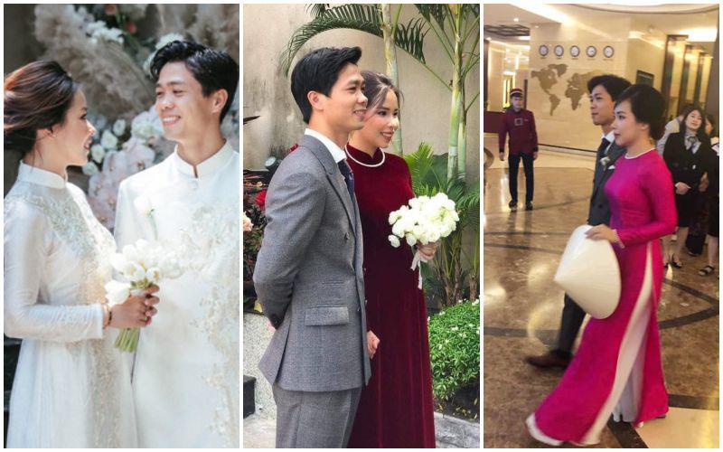 """Mặc lại váy cưới 2 triệu, Viên Minh """"lên đồ"""" chuẩn dâu xứ lạnh: trùm áo lông, mang vớ dày - 12"""