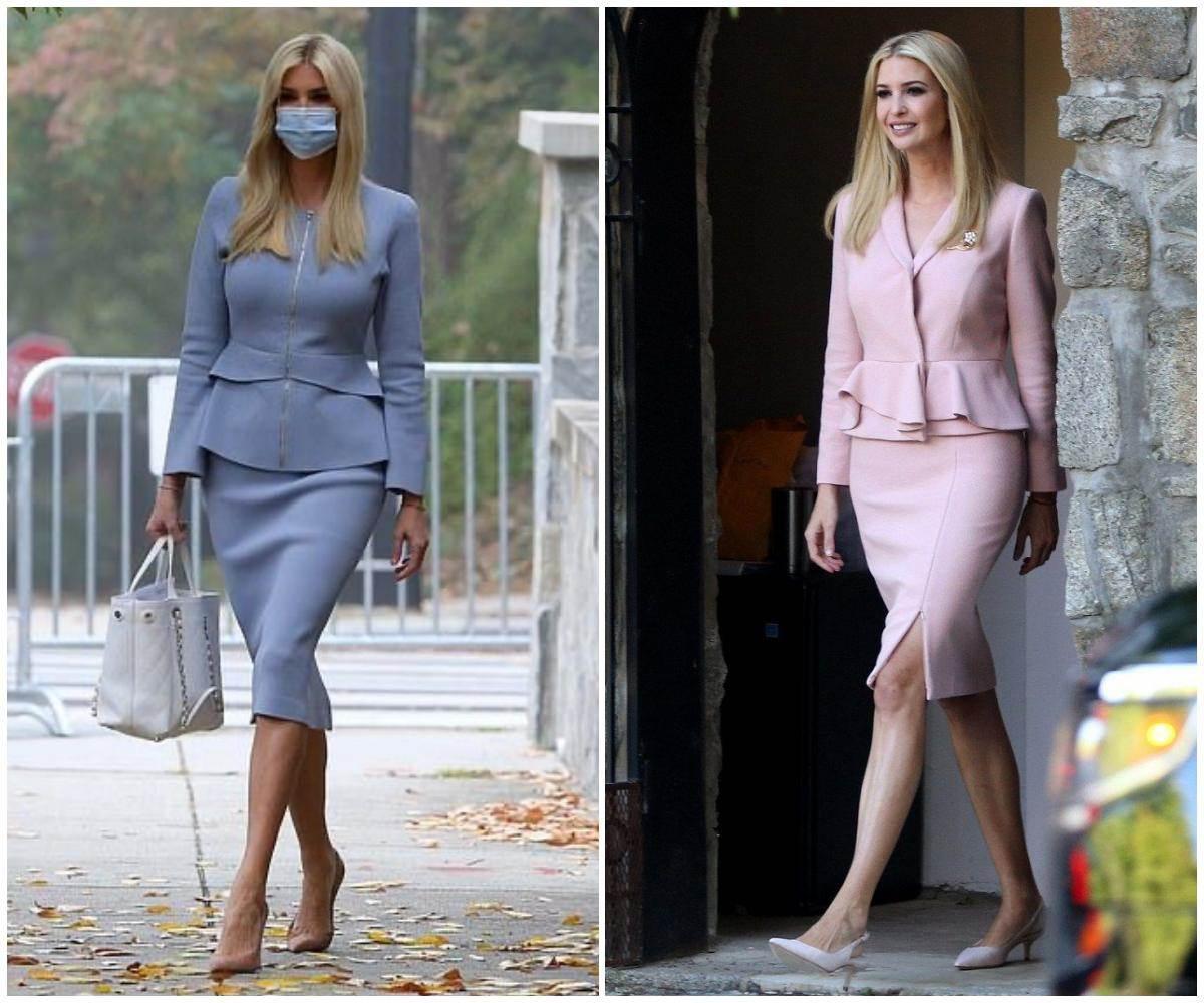 Nữ thần công sở gọi tên ái nữ Tổng thống Trump: sắm đầm bình dân mà ngỡ diện hàng hiệu - 8