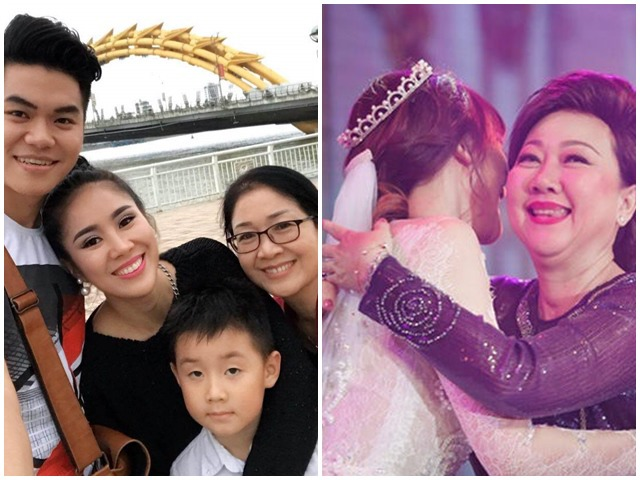 Mẹ chồng quyền lực đối xử với mỹ nhân Việt ra sao: Hạnh phúc nhất là Lê Phương!