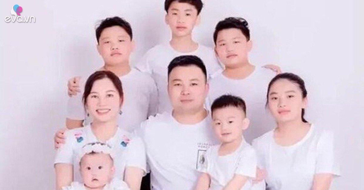 Chồng IQ 140, vợ sinh 7 con trong 13 năm để giữ gen tốt nhưng CĐM chê quá ngây thơ