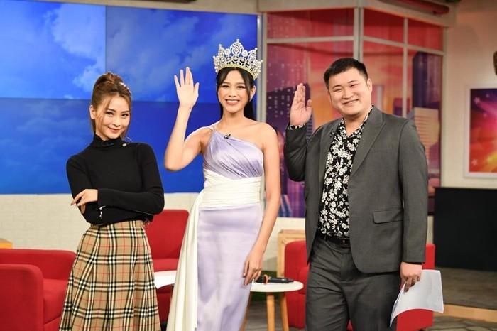 Đăng quang 15 ngày: Hoa hậu Đỗ Thị Hà hết bị chê gầy gò lại lộ bụng mỡ tròn ủm - 6