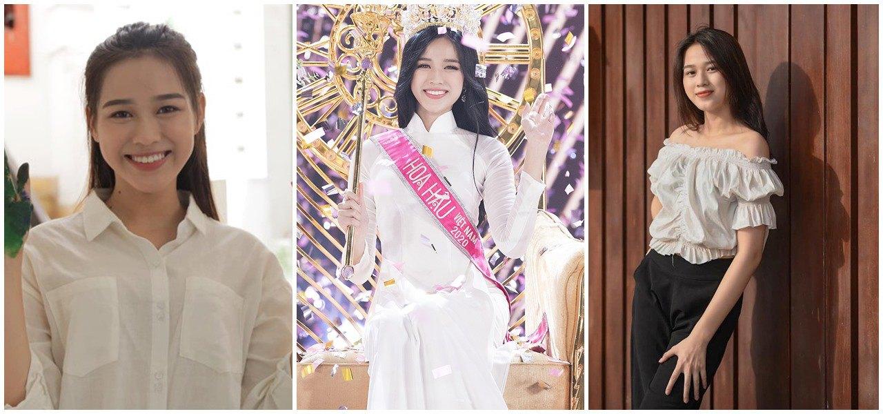Đăng quang 15 ngày: Hoa hậu Đỗ Thị Hà hết bị chê gầy gò lại lộ bụng mỡ tròn ủm - 1