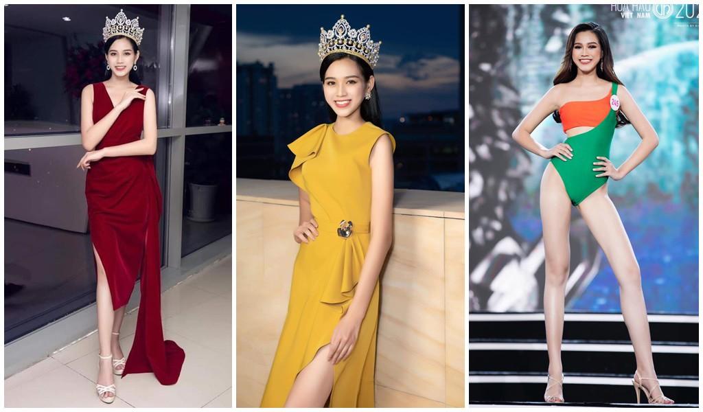Đăng quang 15 ngày: Hoa hậu Đỗ Thị Hà hết bị chê gầy gò lại lộ bụng mỡ tròn ủm - 3
