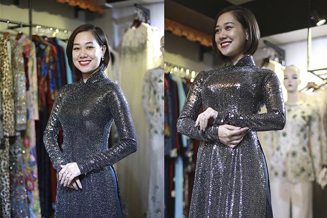 Nữ hoàng truyền cảm hứng Đỗ Thị Vân Anh duyên dáng chọn áo dài - 6