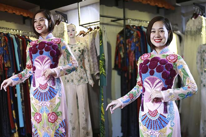 Nữ hoàng truyền cảm hứng Đỗ Thị Vân Anh duyên dáng chọn áo dài - 7