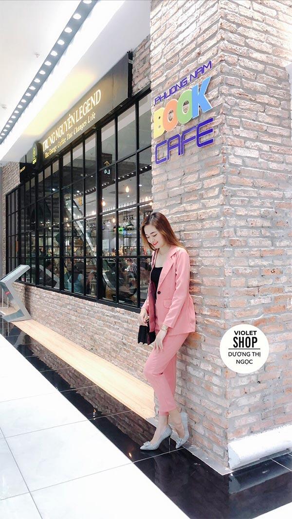 Thời trang nữ Violet – Địa chỉ nổi tiếng của tín đồ thời trang Sài thành - 2