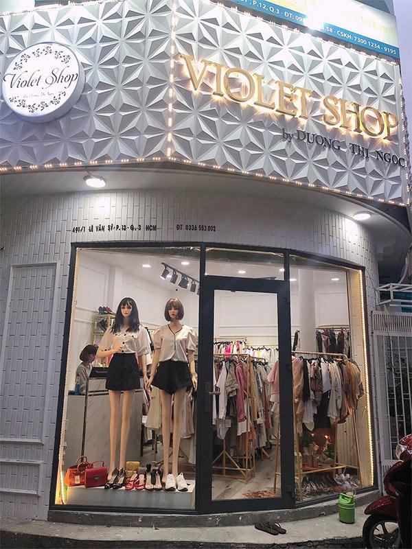 Thời trang nữ Violet – Địa chỉ nổi tiếng của tín đồ thời trang Sài thành - 5