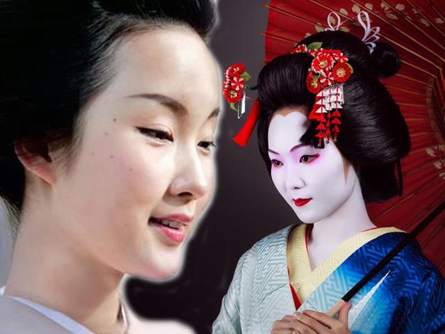 Học lỏm bí thuật tút tát nhan sắc làm đàn ông mê mệt không rời từ các Geisha Nhật Bản