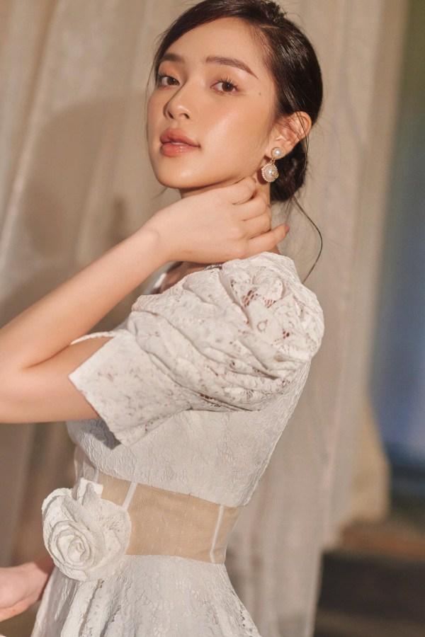 Xinh đẹp tuyệt trần, bạn gái của thiếu gia nhà tỷ phú Việt vẫn bị loại thẳng tại HHVN - 4