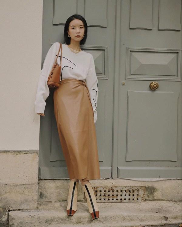 Học ái nữ tỷ phú Singapore chọn vài món cơ bản mà sang, nàng mặckiểu gì cũng chuẩn nhà giàu - 11