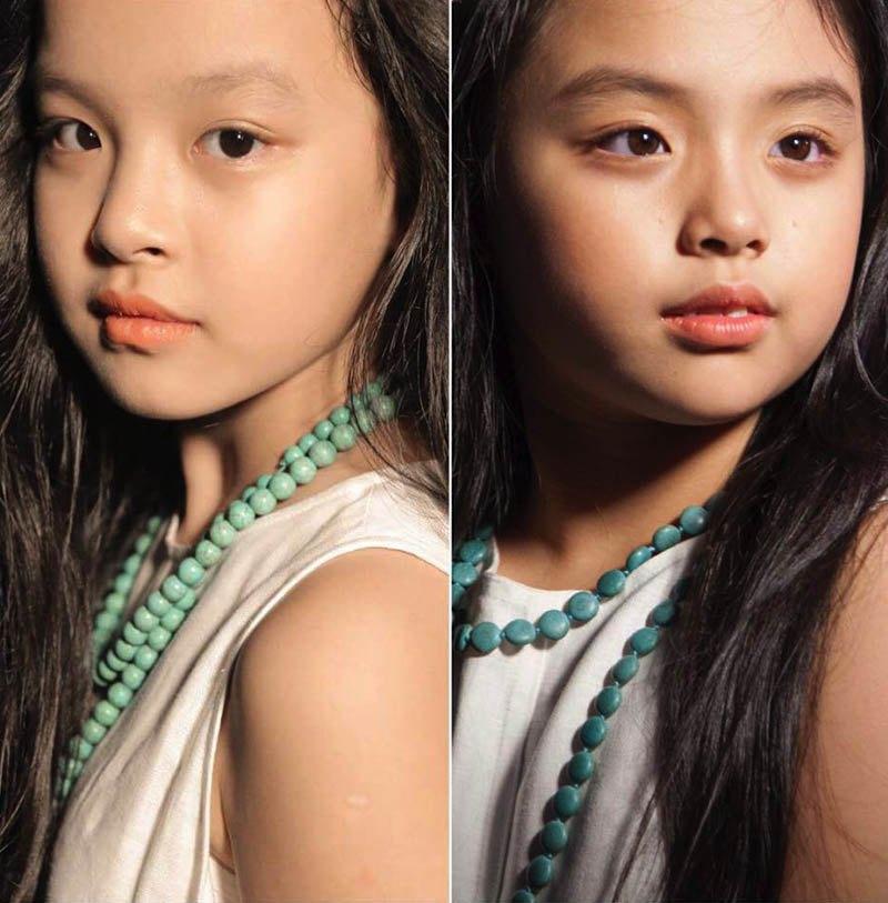 Khoe ảnh gia đình, Thuý Hạnh tự nhận nhỏ nhất nhà: hai con lớn phổng phao xinh như hoa hậu - 6