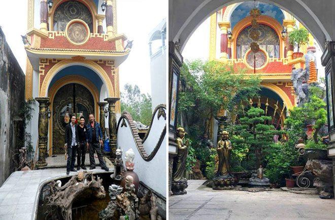 """Ngôi nhà phong thủy kỳ quái ở Hưng Yên hiện tại """"biến hình"""" ra sao? - 7"""