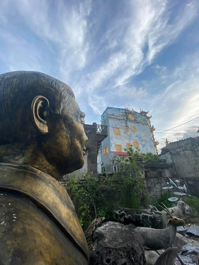 """Ngôi nhà phong thủy kỳ quái ở Hưng Yên hiện tại """"biến hình"""" ra sao? - 8"""