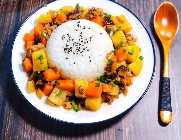 Đừng dại ăn cơm, cháo hay mì với những món này, không tăng cân cũng dễ hại thận - 1