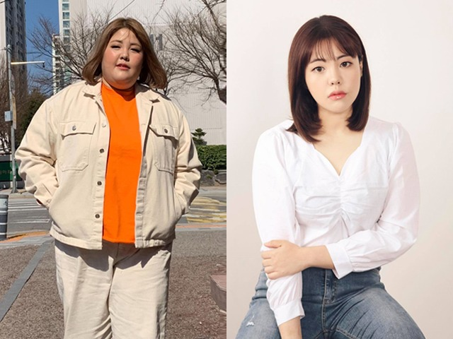 Khi giảm cân, bộ phận nào thay đổi nhiều nhất: hãy nhìn Thánh ăn Hàn Quốc Soo Bin sẽ rõ