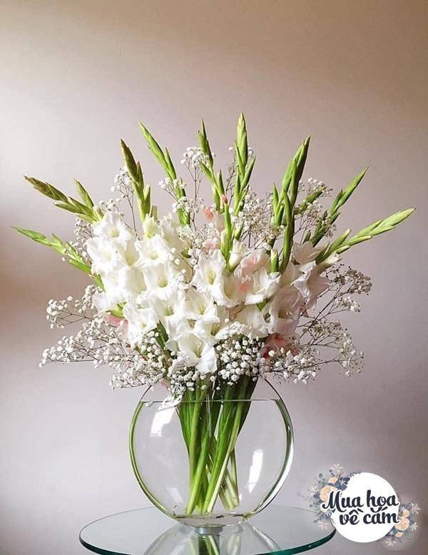 Nhìn hoa nhớ mẹ, 8X Việt ở nước ngoài cắm loại hoa chơi Tết đẹp siêu lòng - 15